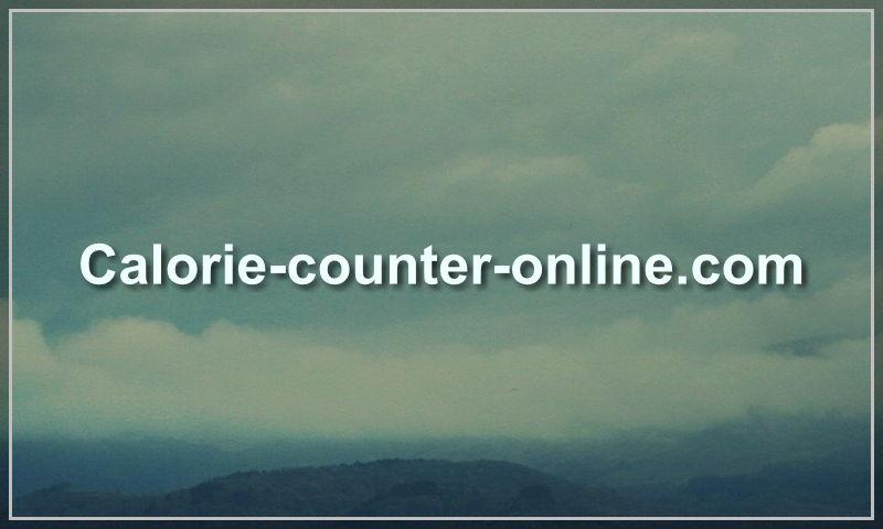 calorie-counter-online.com