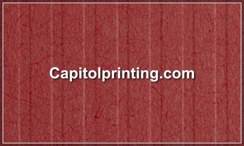 capitolprinting.com