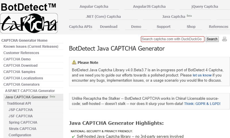 captcha-java.org