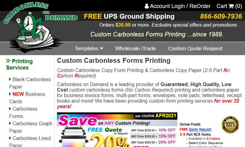 carbonlessformsondemand.com