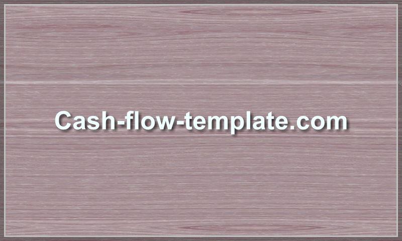 cash-flow-template.com
