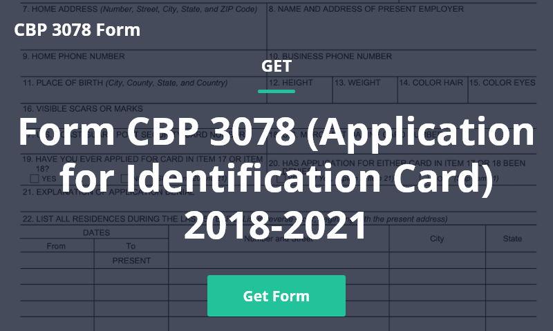 cbp-form-3078.com