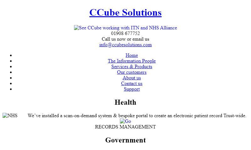 ccubeweb.net