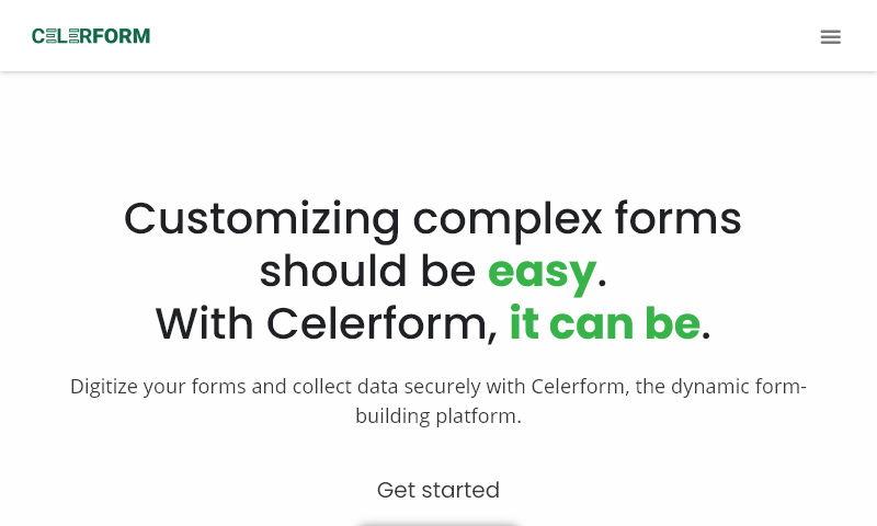 celerform.com