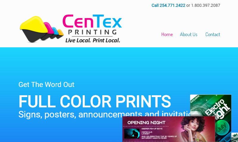 centexprinting.com