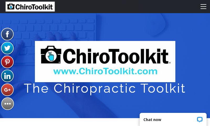 chiropractictoolkit.com
