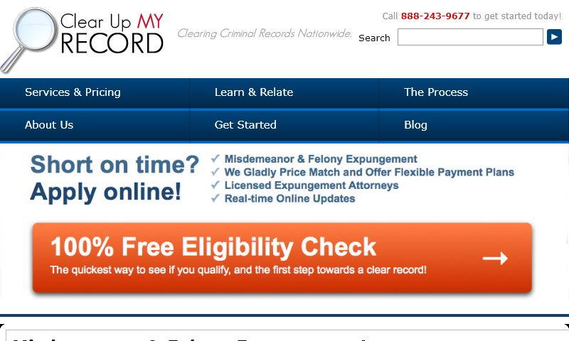 www.clearupmyrecord.com