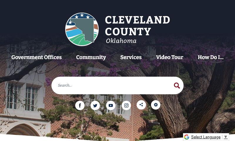 clevelandcountyclerk.net