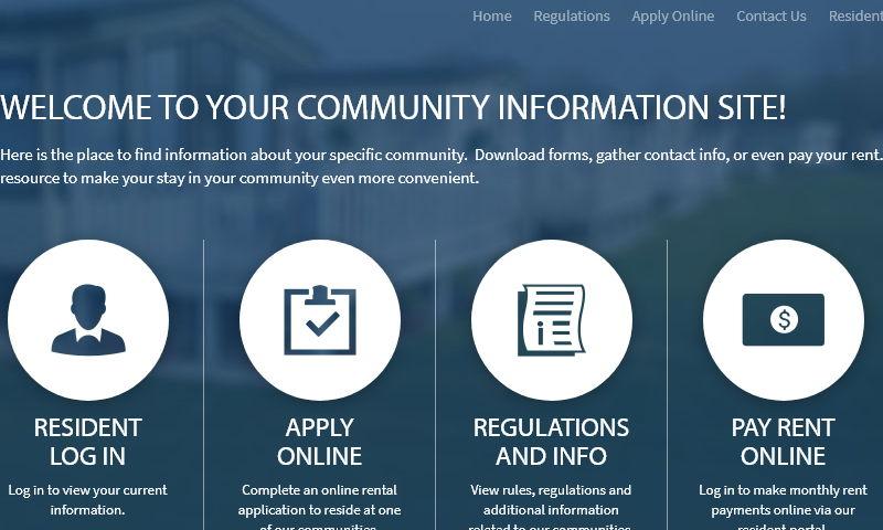 communitiesinfo.com