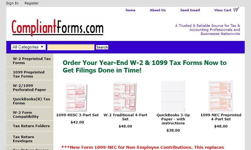 compliantforms.com