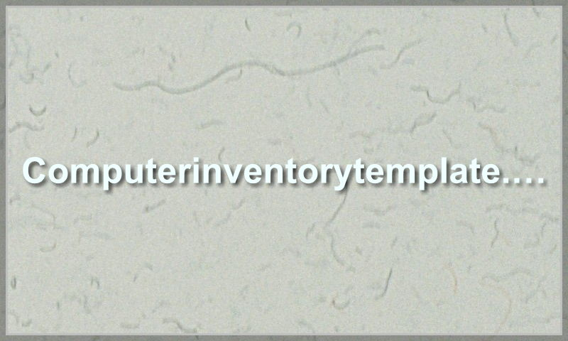 computerinventorytemplate.com