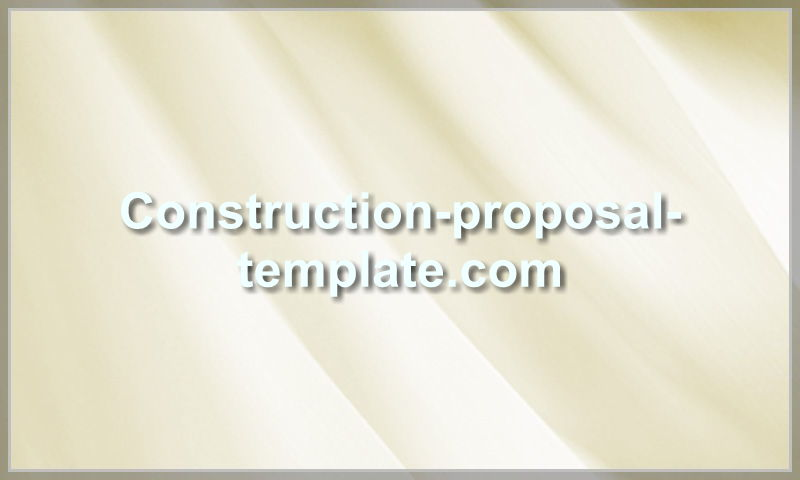 construction-proposal-template.com