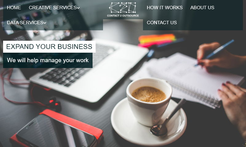contact2outsource.com