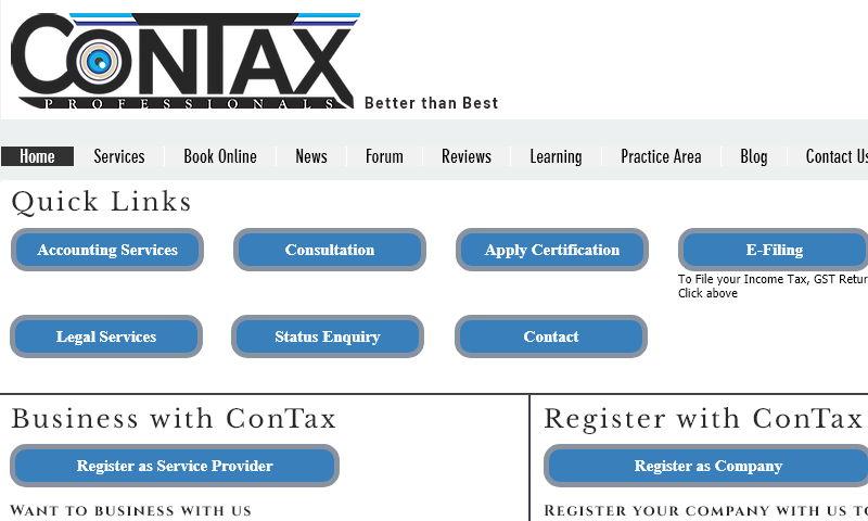 contaxpro.com