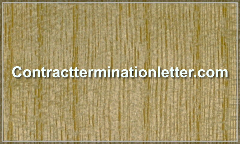 contractterminationletter.com
