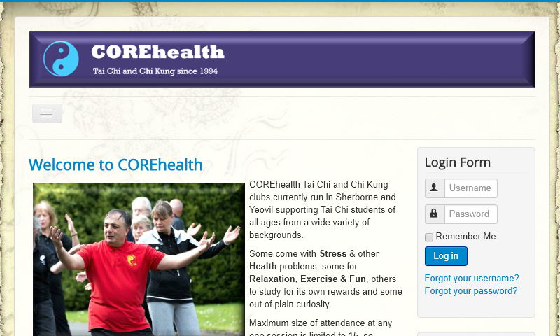 corehealth.co.uk
