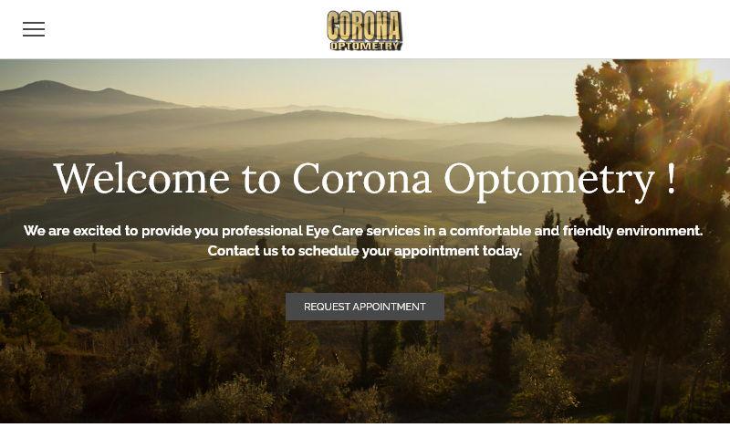 coronaoptometrist.com