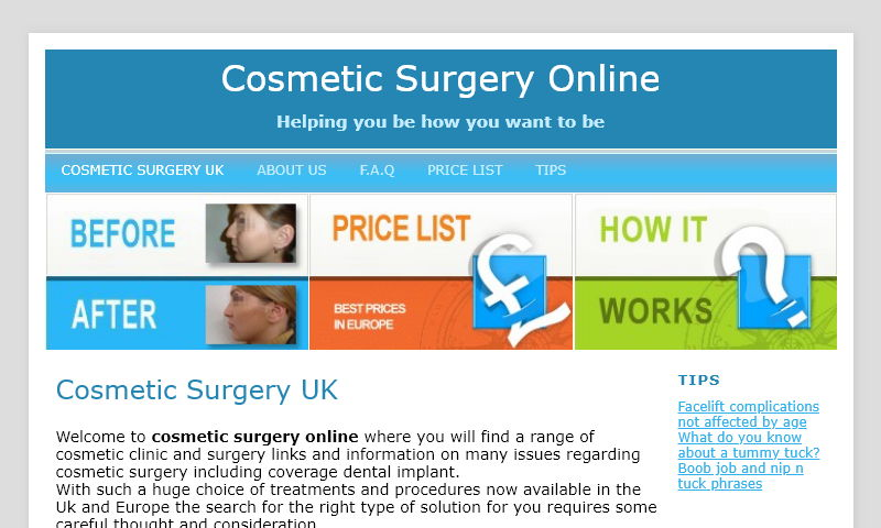 cosmetic-surgery-online.co.uk