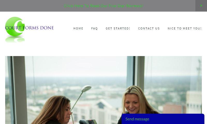 courtformsdone.com