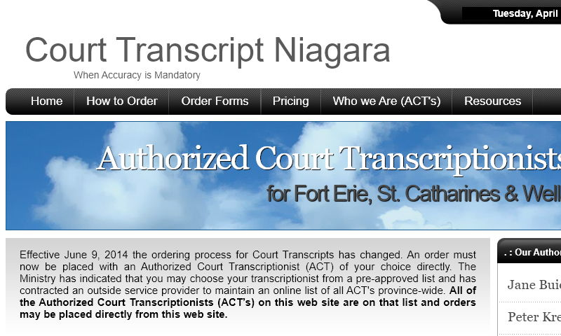 courttranscriptniagara.ca
