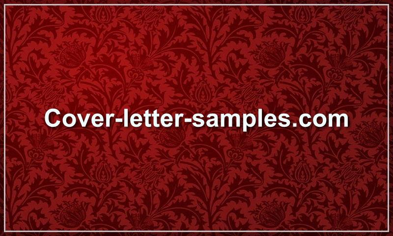 cover-letter-samples.com