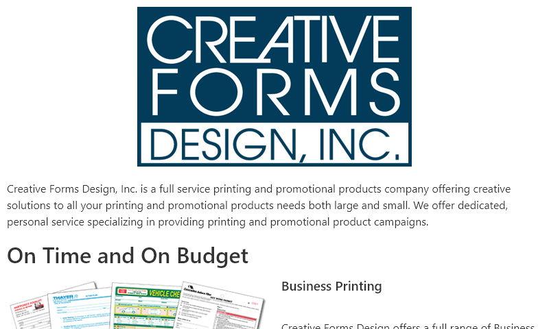 creativeformsdesign.com