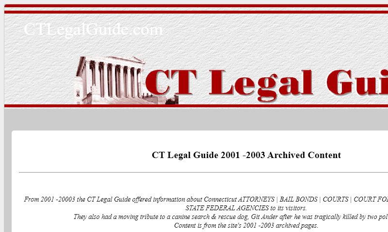 ctlegalguide.com