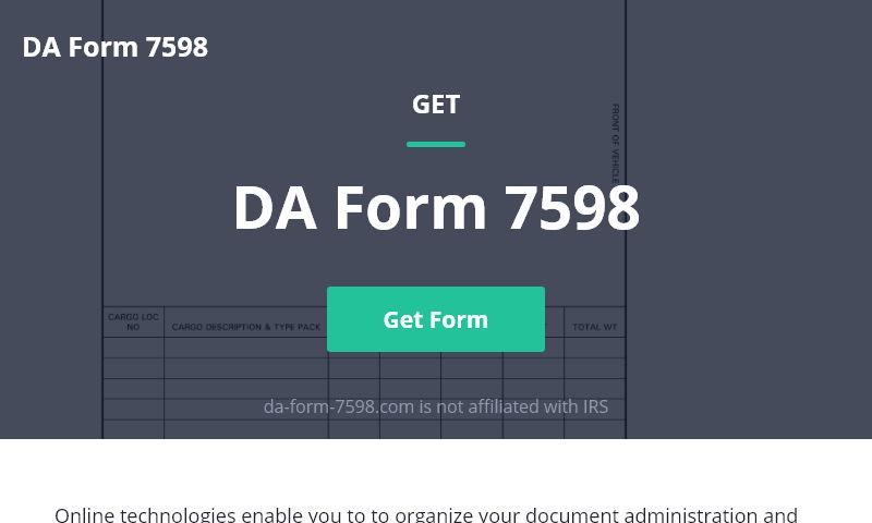 da-form-7598.com