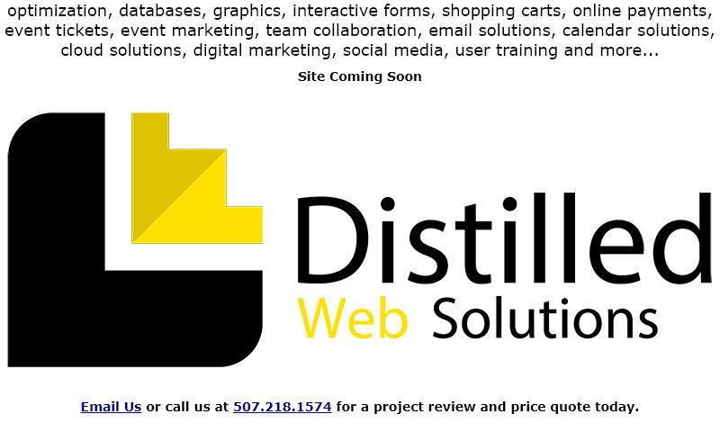 distilledwebsolutions.com