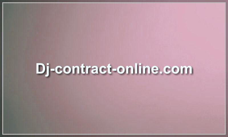dj-contract-online.com