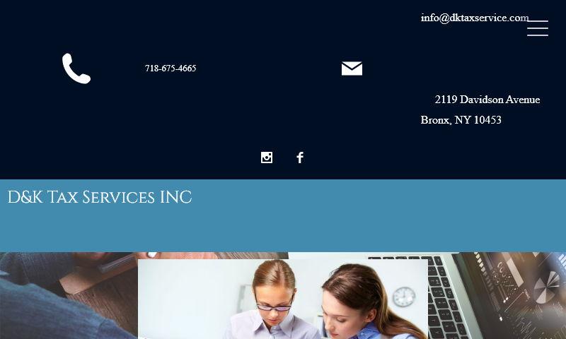 dktaxservice.com