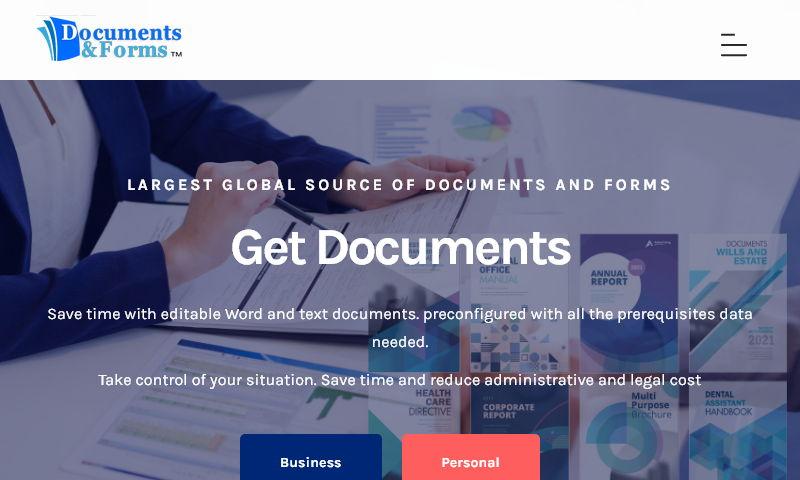 documentsandforms.com