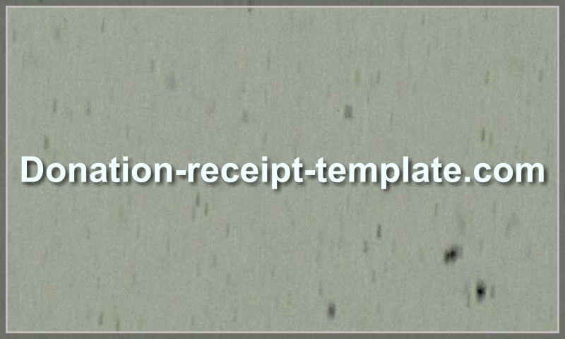 donation-receipt-template.com