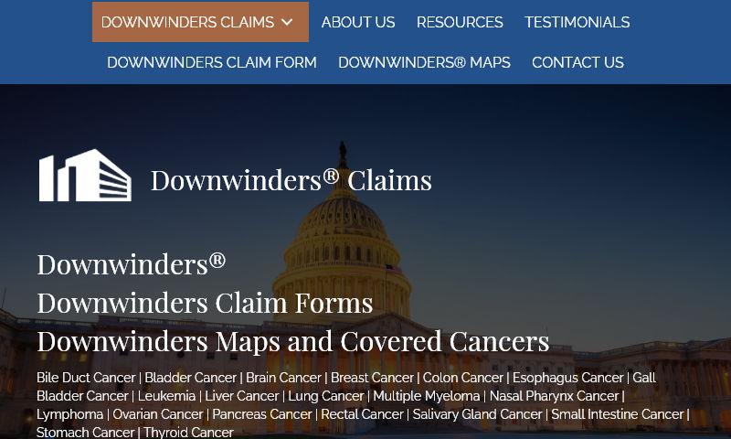 downwinders.info