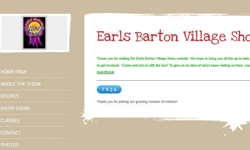 earlsbartonvillageshow.com