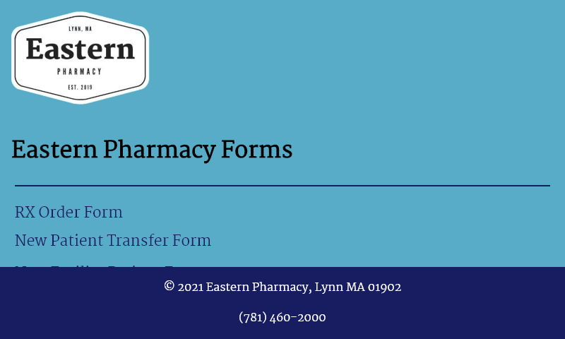 easternpharmacyforms.com