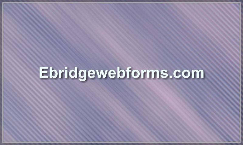 ebridgewebforms.com