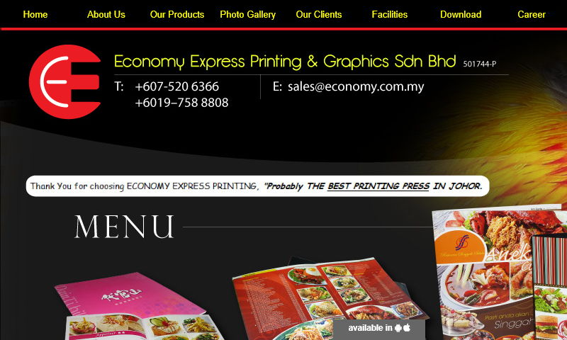 economyexpressprinting.com