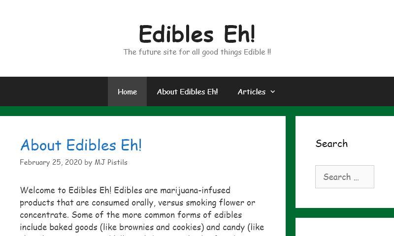 www.edibleseh.com