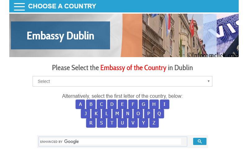 embassydublin.com