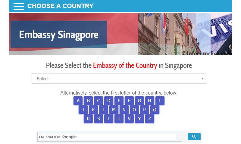 embassyinsingapore.com