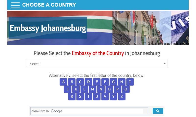 embassyjohannesburg.com