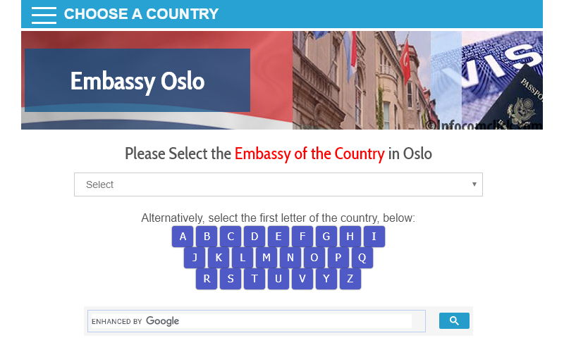 embassyoslo.com