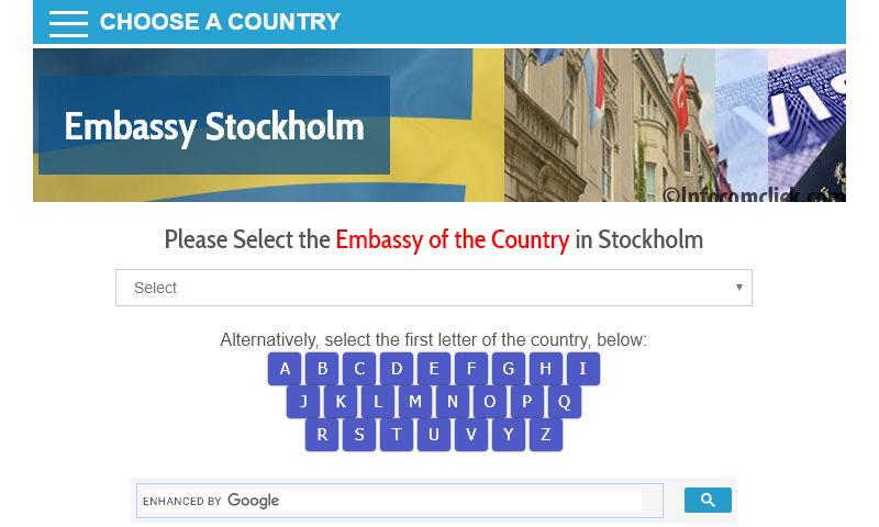 embassystockholm.com