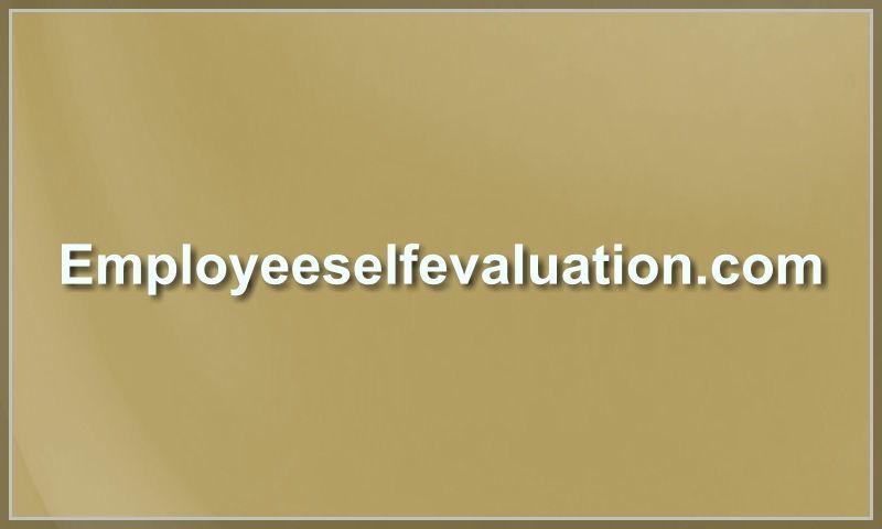 employeeselfevaluation.com