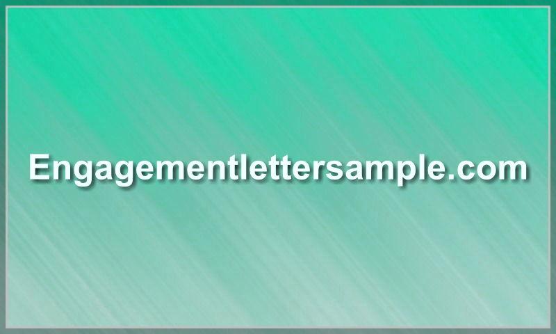 engagementlettersample.com