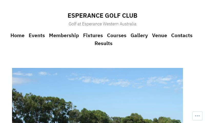 esperancegolfclub.com.au