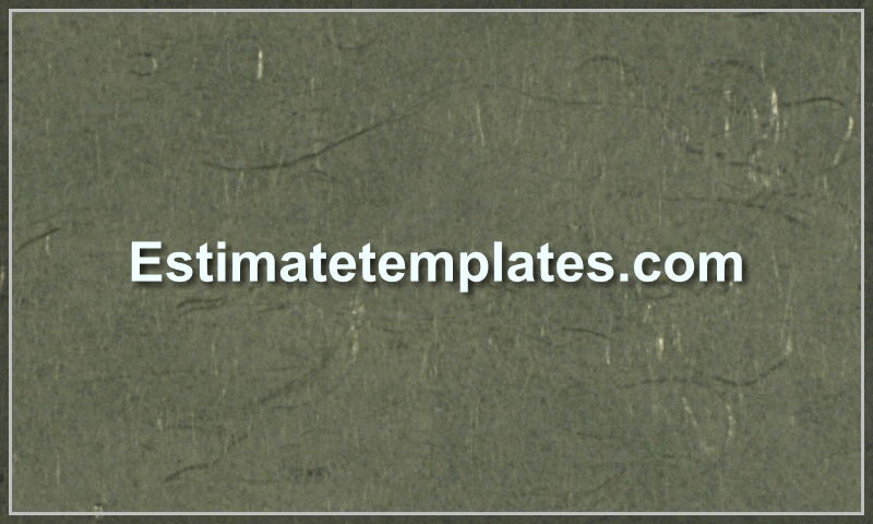 estimatetemplates.com