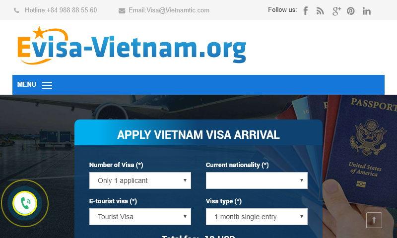 evisa-vietnam.org