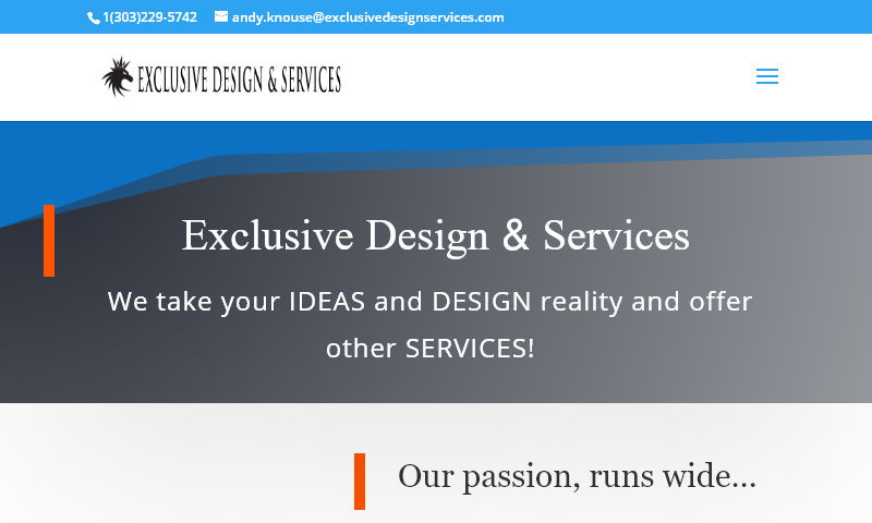 exclusivedesignservices.com